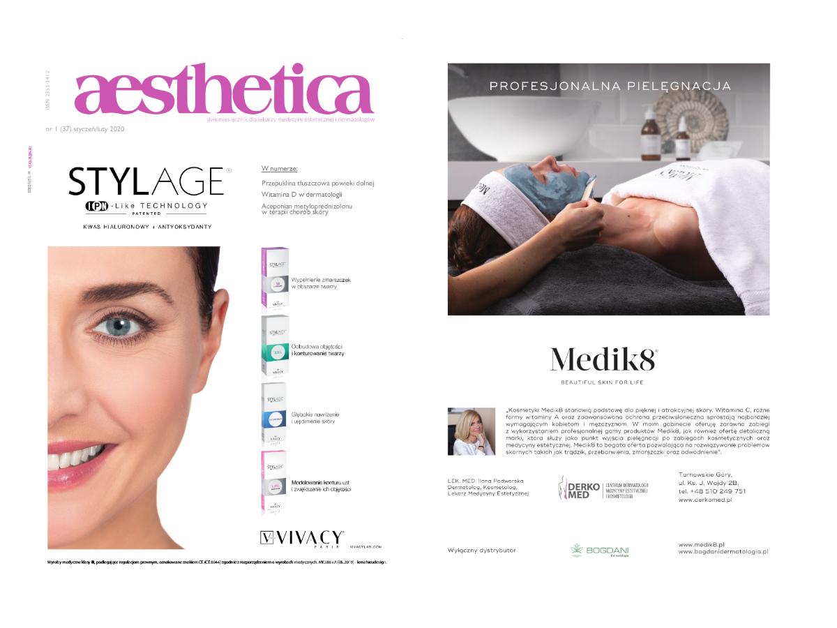 Medik8 w magazynie Aesthetica