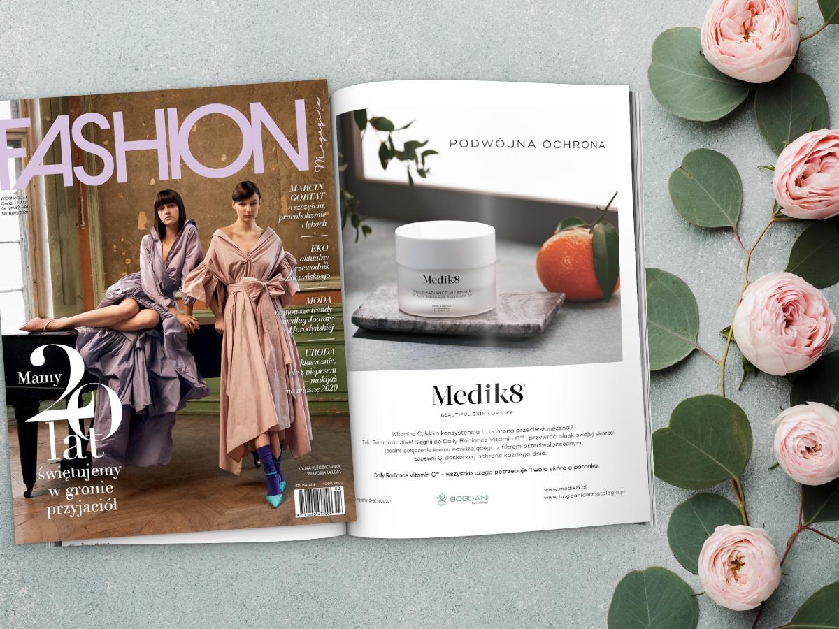 Medik8 w Fashion Magazine